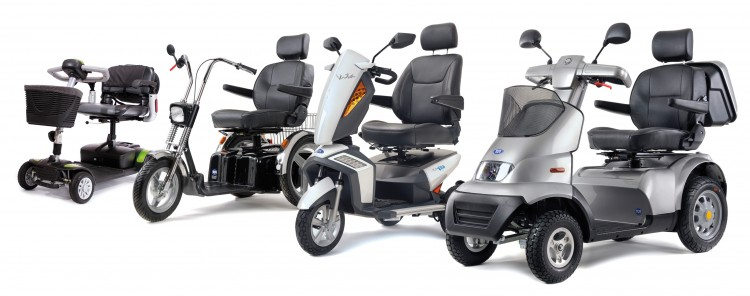 scooters TGA