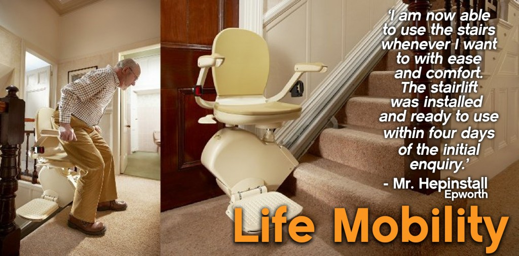 Stairlift title