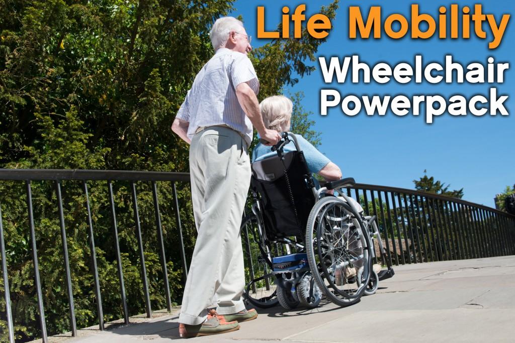 Wheelchair Powerpack Banner