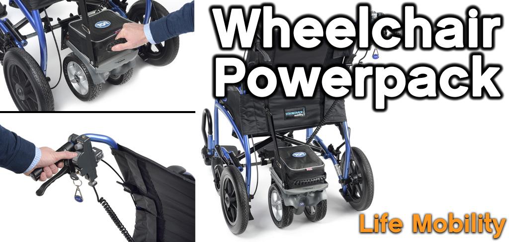 Wheelchair Powerpack Demo