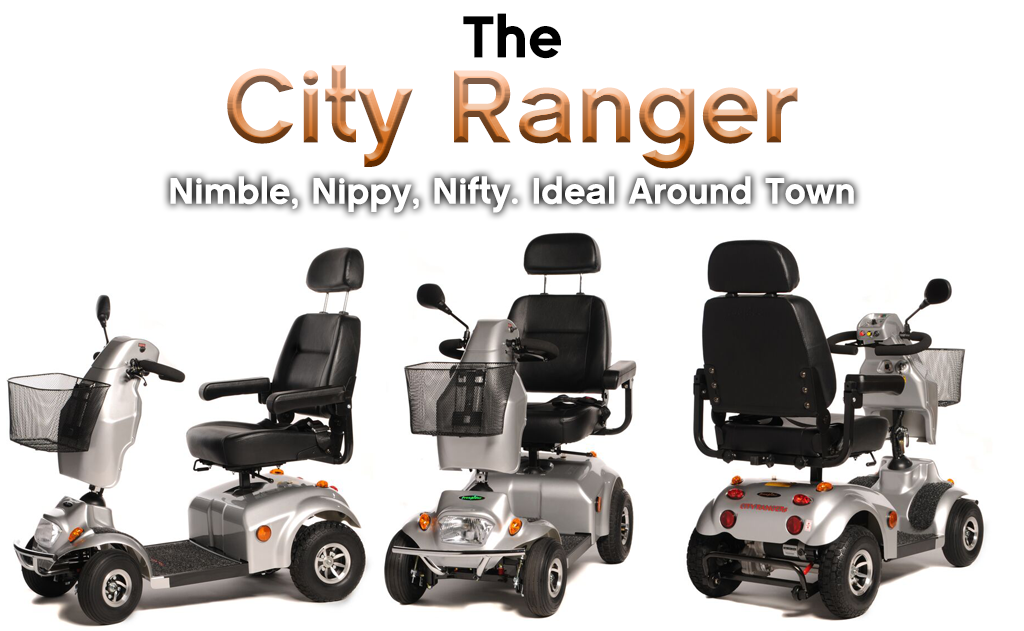 City Ranger Banner
