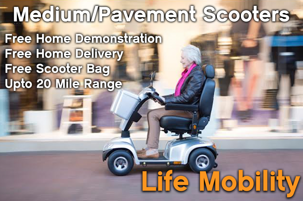Pavement Scooters