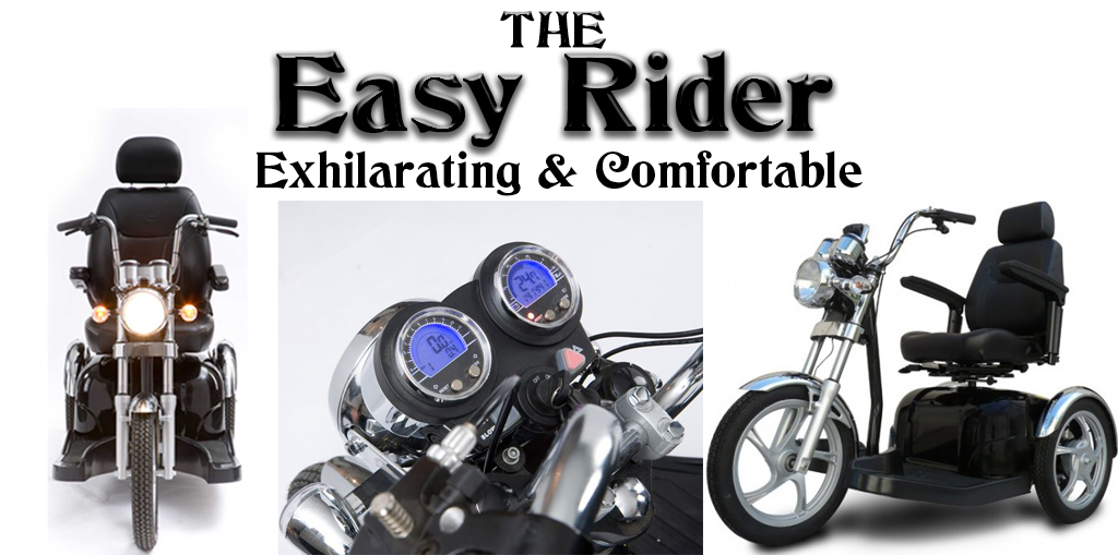 Easy Rider Website Banner